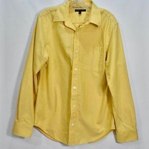 Men's Banana Republic Hello Button Down Shirt M
